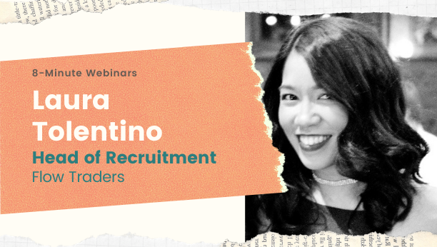 Laura Tolentino Head of Recruitment